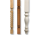 Columns, Posts & Table Legs