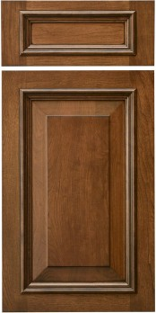 Churchill Applied Moulding Construction Cabinet