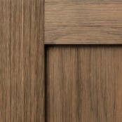 Weathered Grain - Portabella with Brown on Alder