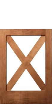 X Side Open Frame