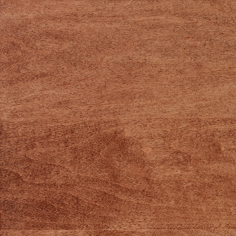 Chestnut Stain With On Hard Maple
