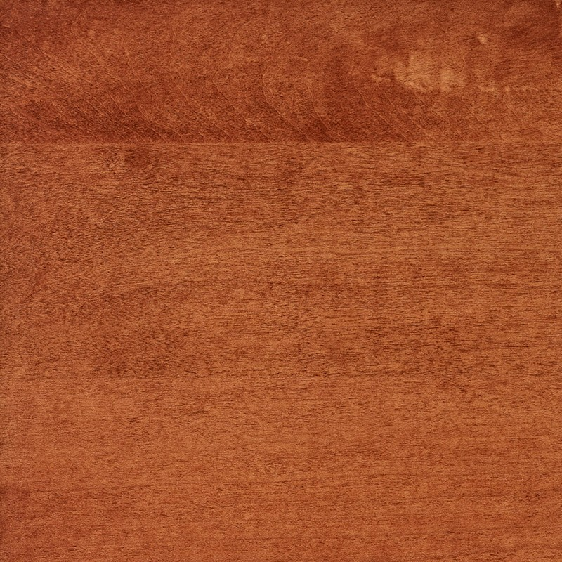 Washington Cherry Stain On Hard Maple