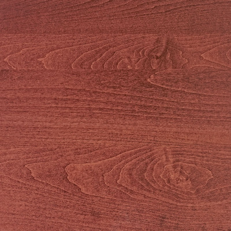 Cordovan Stain On Soft Maple