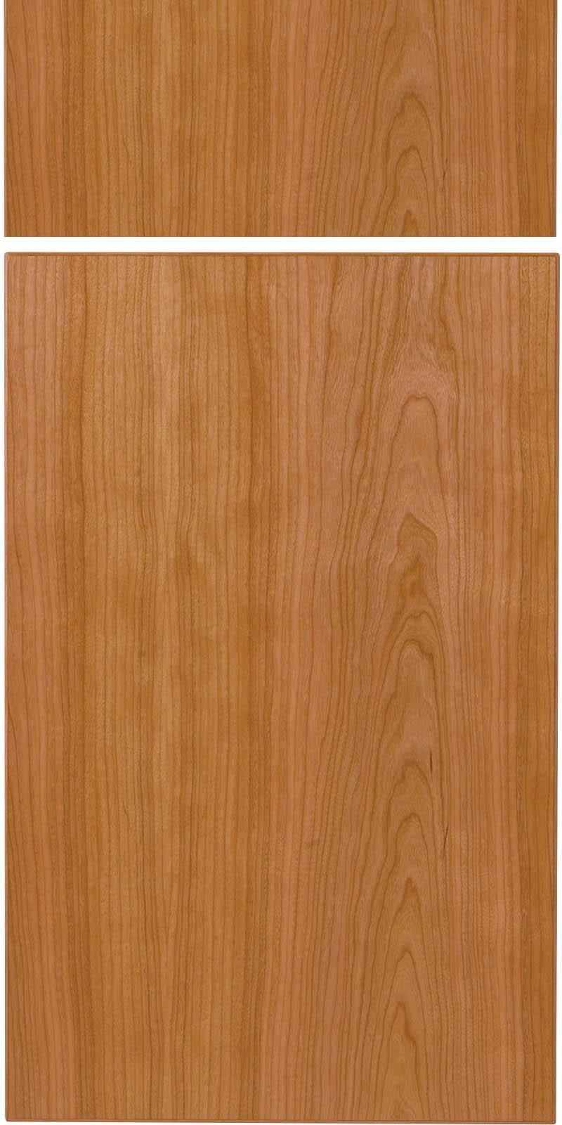 Astoria Cherry Slab Construction Cabinet Doors