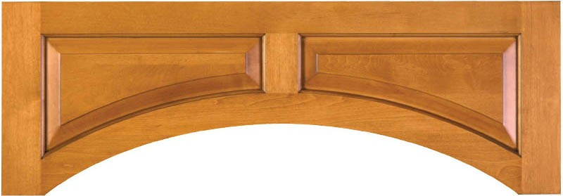 Arched Raised Panel