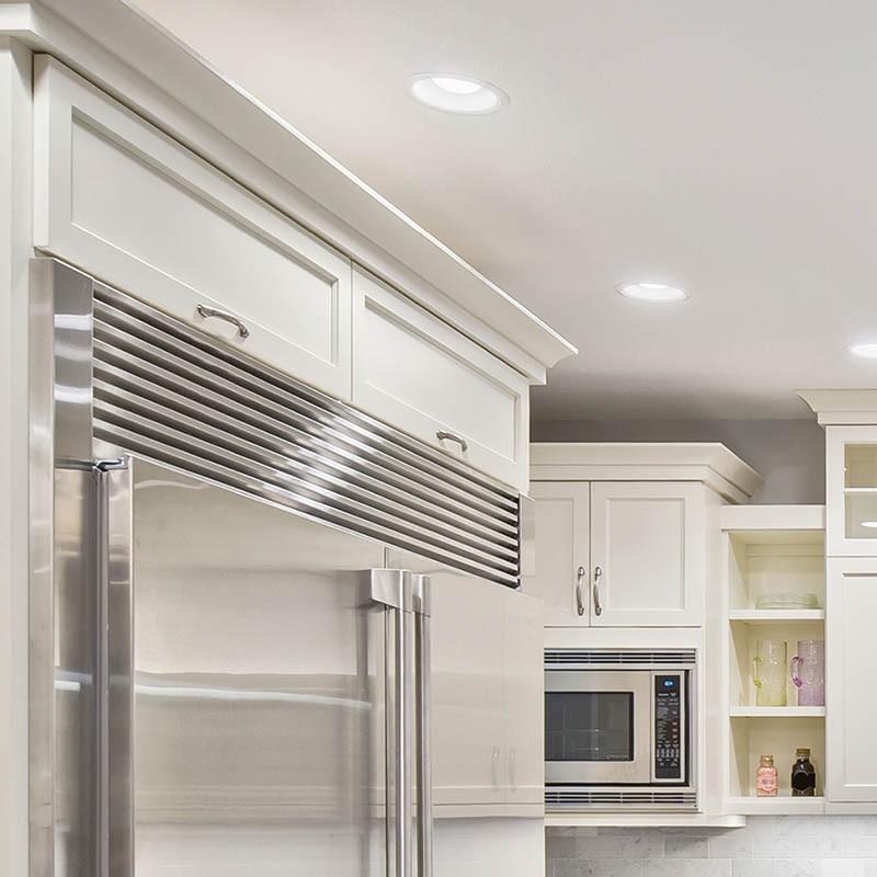 Single Door Option - Wall & Refrigerator Door