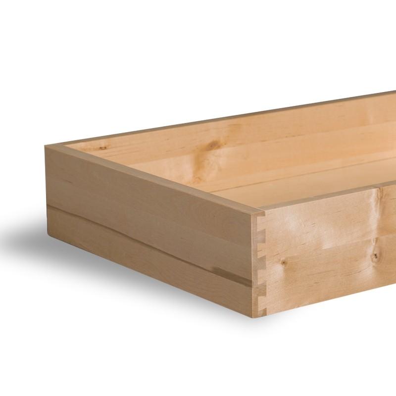 """5/8"""" Birch Drawer Box"""
