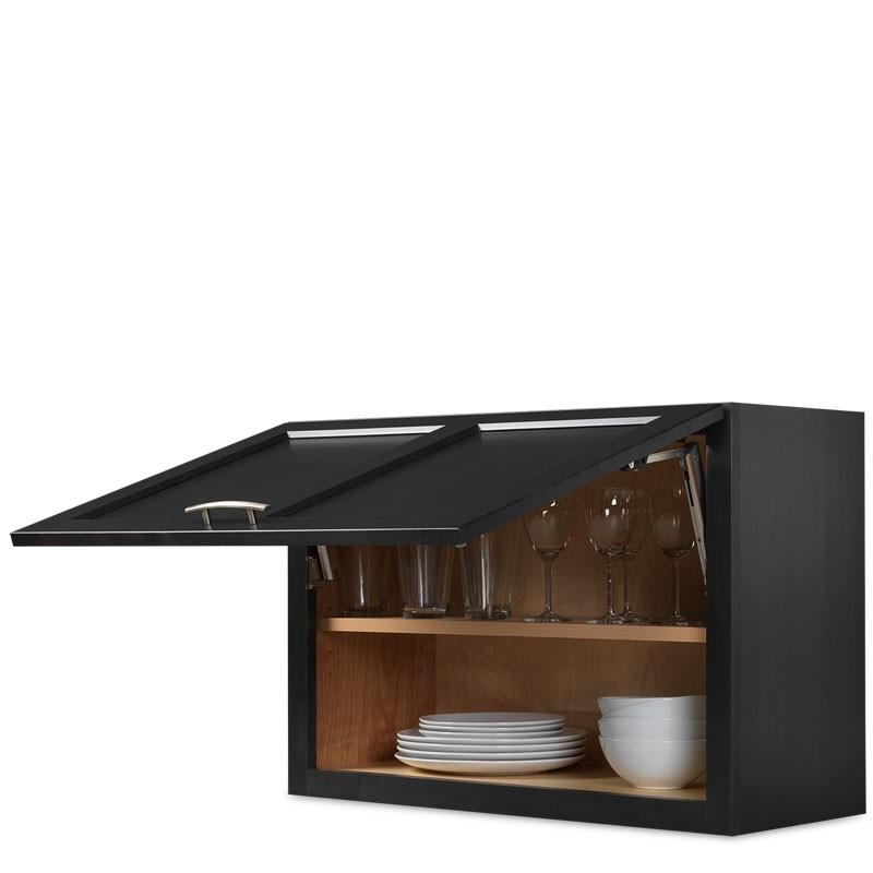 Blum AVENTOS HK-XS Lift Hardware Cabinets