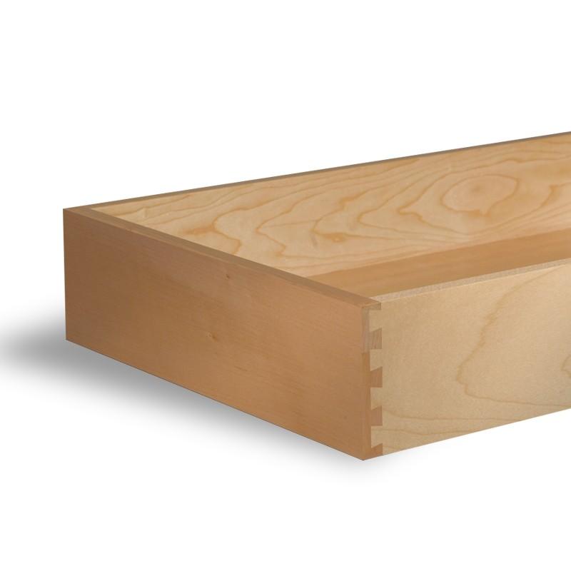 "5/8"" Hard Maple Drawer Box"