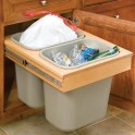Pull Out Waste Basket Unit