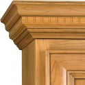 Crown 342 with Dentil