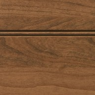 Autumn Stain with Brown Glaze on Cherry