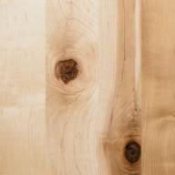 Rustic Knotty Hard Maple
