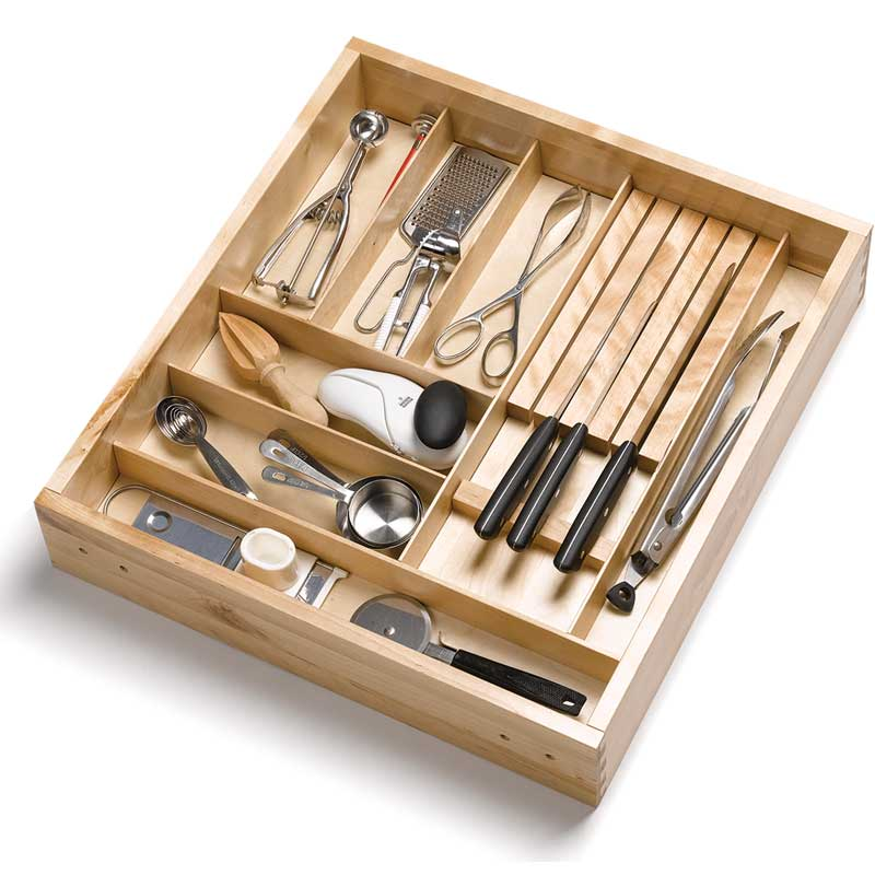 Fineline Cut-To-Size Cutlery Divider