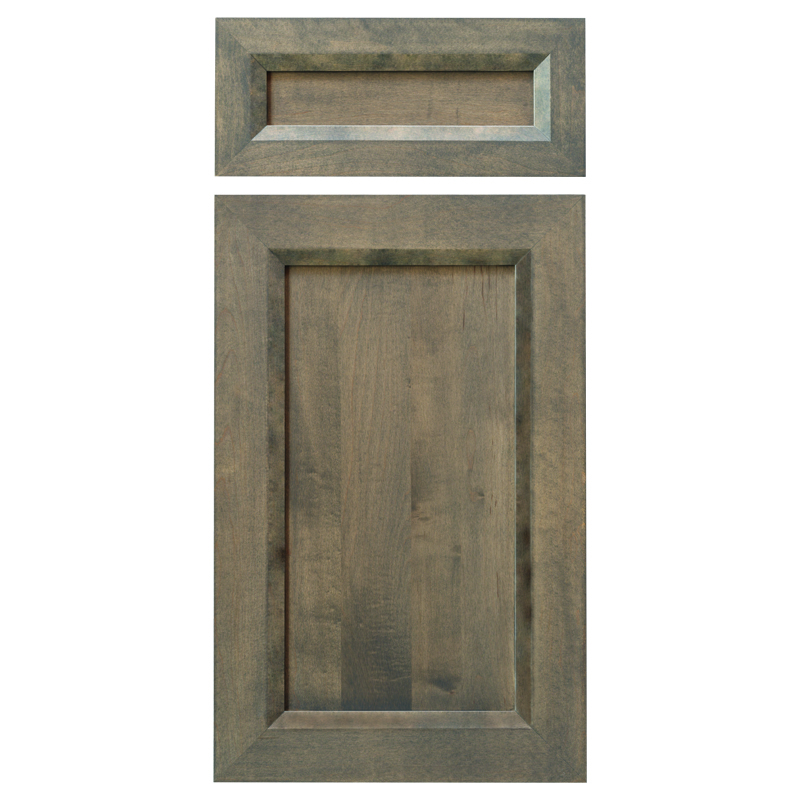 CONESTOGA JUST CREATED A NEW TRANSITIONAL DOOR STYLE THAT COULD ONLY BE CALLED RUTLAND