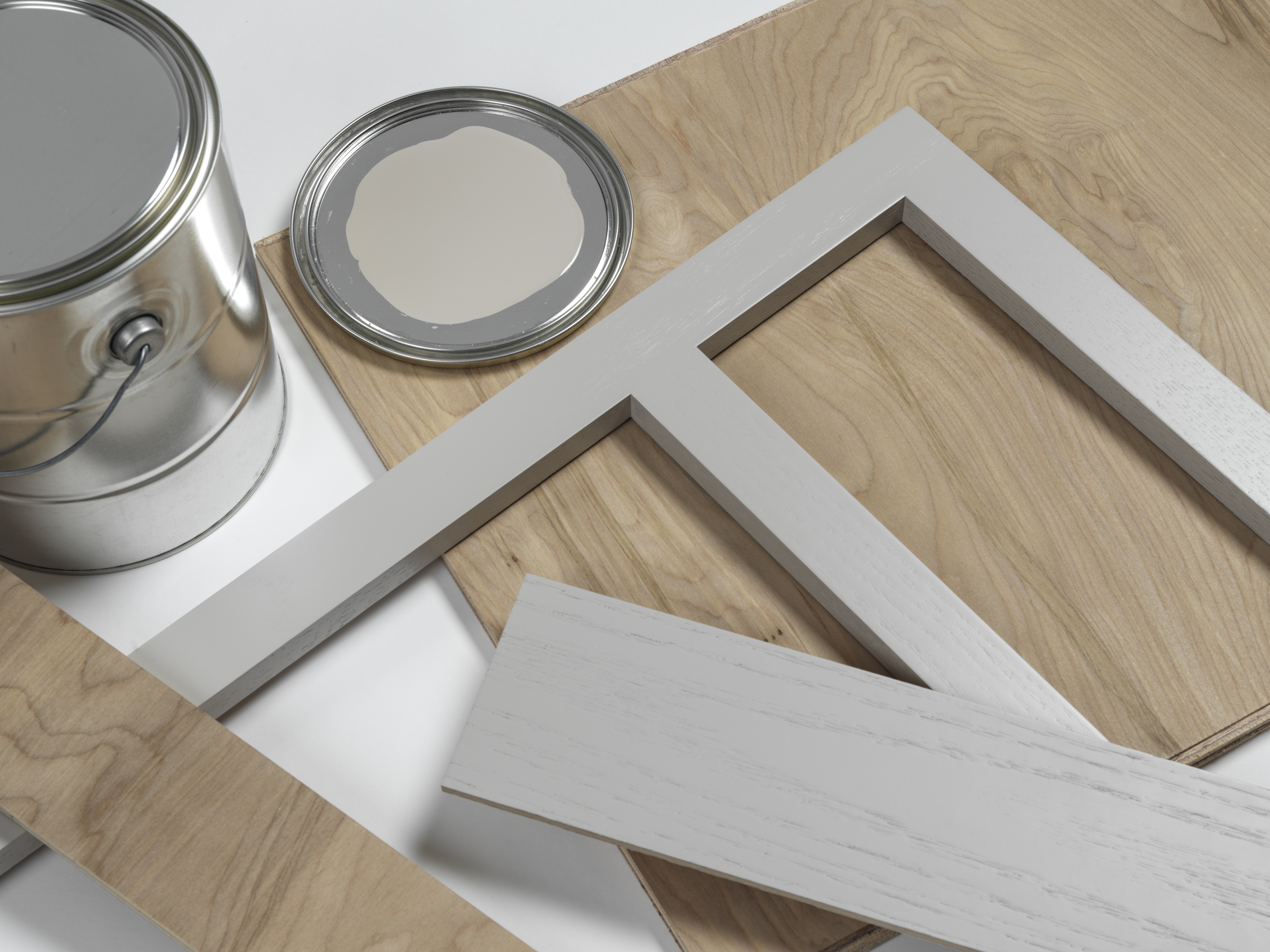 CONESTOGA WOOD'S INTRIGUE TTS LINE HAS YOUR MATCH – WITH MATCHING PAINT COLORS