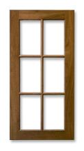 Mullion Doors