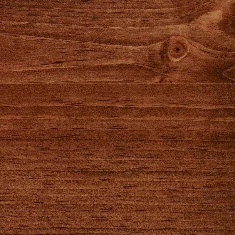 Chestnut Stain On Pine