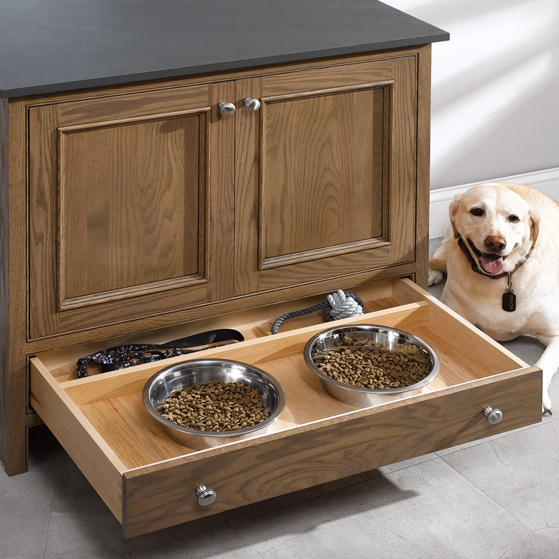 Introducing a Pet Bowl Insert Option for Furry Family Members